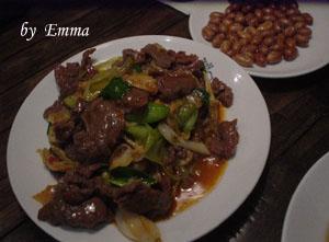 韓式泡菜牛肉