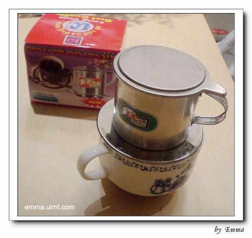 越南咖啡滴滴壺