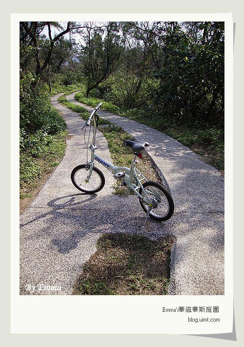 自行車步道@台北金山水尾