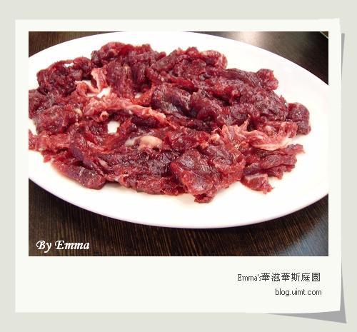 牛總涮牛肉